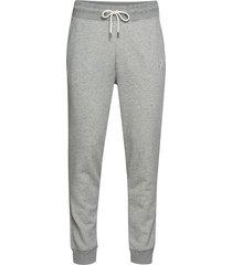 d1. graphic sweat pants trousers sweatpants grijs gant