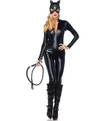 catwoman halloween jumpsuit bodysuit catsuit costume hero cosplay with mask