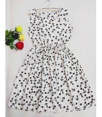 2017 fashion new women pattern dress casual summer dresses