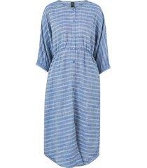 klänning yaselma 3/4 long shirt dress