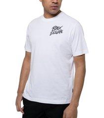 sean john men's black excellence graphic t-shirt