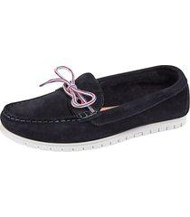loafers liva loop marinblå