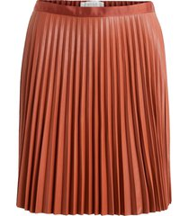 kjol viaminna hw pleated short coated skirt