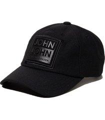 boné john john sport black (preto, un)