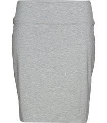 penny skirt kort kjol grå kaffe