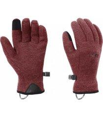 guantes flurry sensor morado outdoor research
