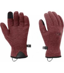 guantes flurry sensor morado outdoor research