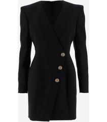 balmain designer dresses & jumpsuits, short tight-fitting women's dress