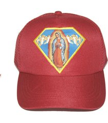 gorra machado roja fight for your right