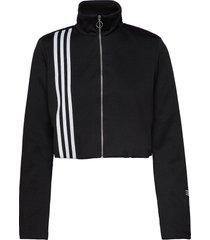tlrd track top outerwear sport jackets svart adidas originals