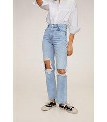 mango - jeansy brokens