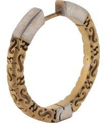 maison margiela single earrings