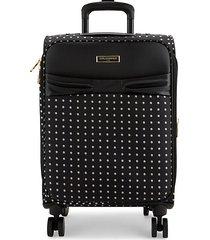 20 str. germain polka dot spinner suitcase