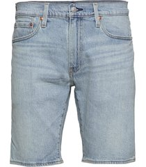 502 taper shorts 10 toast shor jeansshorts denimshorts blå levi´s men