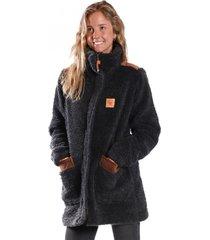 abrigo cumbres black raindoor