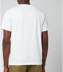 kenzo men's tiger classic t-shirt - white - xxl