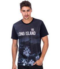 camiseta long island coqueiros masculina