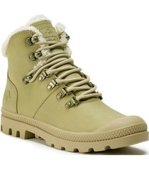botin ferenc dwr leather verde kivul