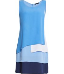 bcbgmaxazria paneled tank dress