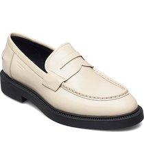 alex w loafers låga skor vit vagabond