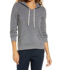 women's alternative athletics pullover hoodie, size small - grey