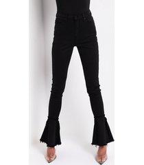 akira nouveau high waisted flare jeans