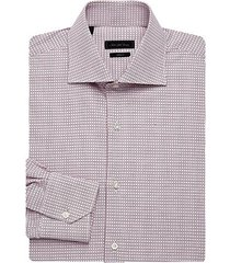 collection gingham cotton dress shirt