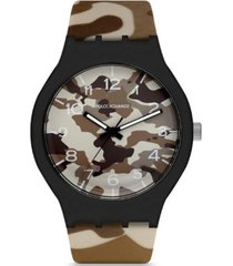 reloj camouflage marrón poloexchange