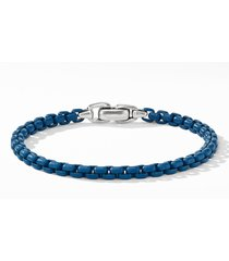 men's david yurman box chain bracelet
