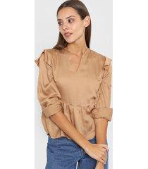 blusa camel nano china