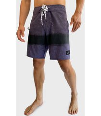 traje de baño reef morado - calce regular
