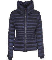 colmar blue down jacket