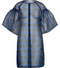 rodebjer samu korte jurk multi/patroon rodebjer