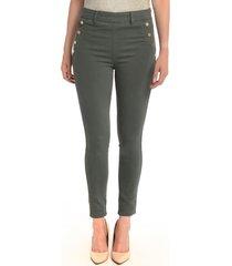 jeans militar botones verde bunnys