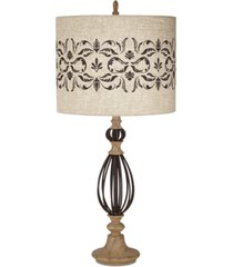 pacific coast georgia charm table lamp