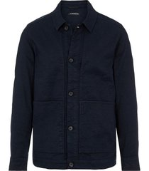 eric cotton linen jacket
