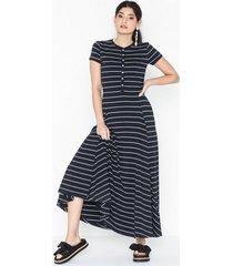 lauren ralph lauren wolford-short sleeve-casual dress loose fit dresses