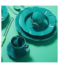 conjunto de 6 pratos fundos 24cm soleil dreams