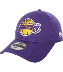 gorra new era los angeles lakers 9twenty - morado