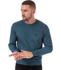 mens light fleece crew neck sweatshirt