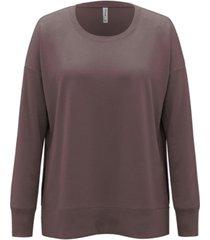 ideology long-sleeve sweatshirt, created for macy's
