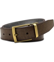 tallia men's reversible belt