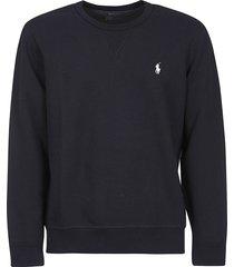 ralph lauren logo detail sweater