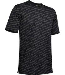 unstoppable wordmark tee - camiseta manga corta de hombre lifestyle marca under armour