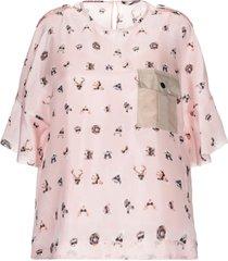 karl lagerfeld blouses