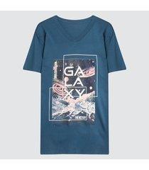 camiseta hombre galaxy