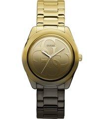 reloj guess mujer aurora/w1288l3 - oro rosa
