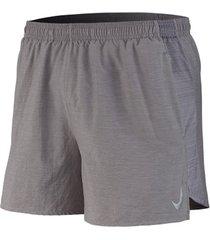 pantalonetas de hombre m nk chllgr short 5in bf nike gris