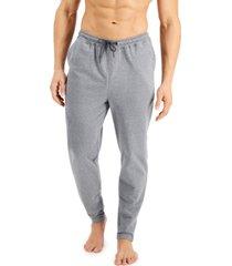 alfani men's moisture-wicking pajama joggers, created for macy's