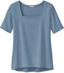carré-shirt van bio-katoen, pacific 34